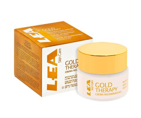 LEA skin care gold therapy regeneradora
