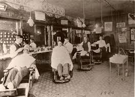 barbería años 50 2