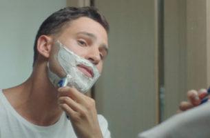 Nuevo spot gama de afeitado