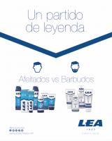 LEA AFEITADO VS BARBUDOS